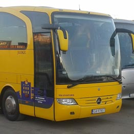 Mercedes Travego